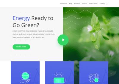 Green Energy Framework