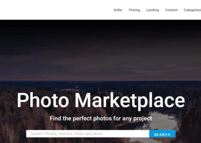 Photo Marketplace