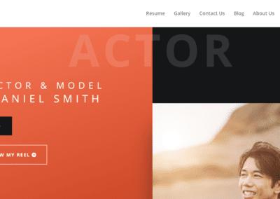 Actor CV